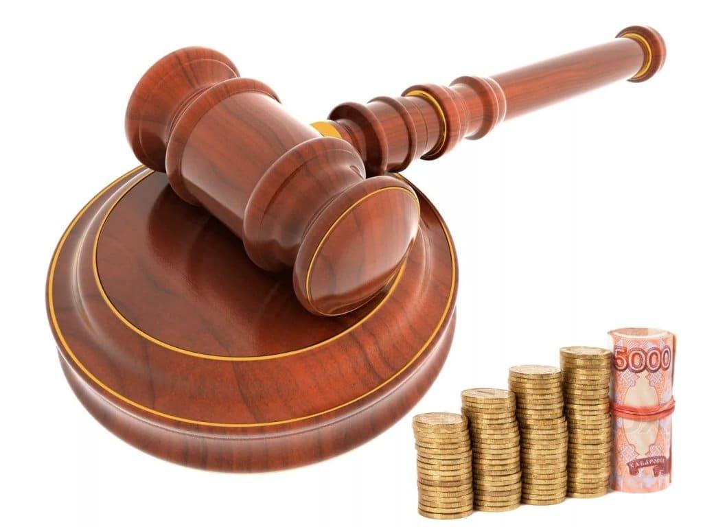Банк суд проценты долги у пристава в московской области