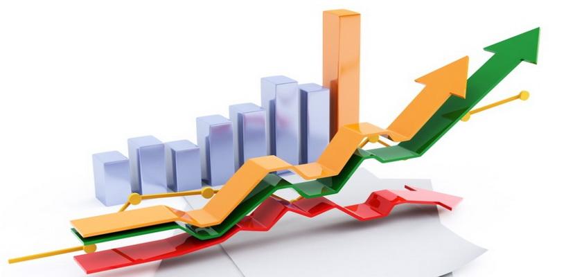Динамика ставки рефинансирования по годам в таблице