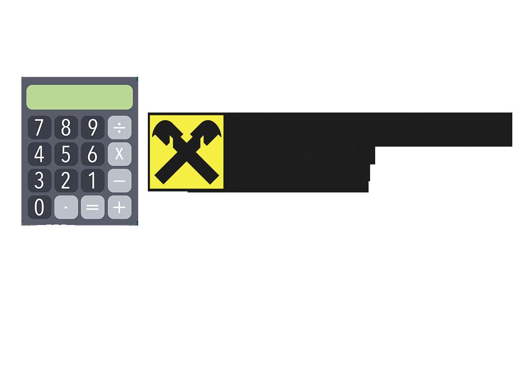Рассчитать рефинансирование кредитов других банков на калькуляторе Райффайзенбанк